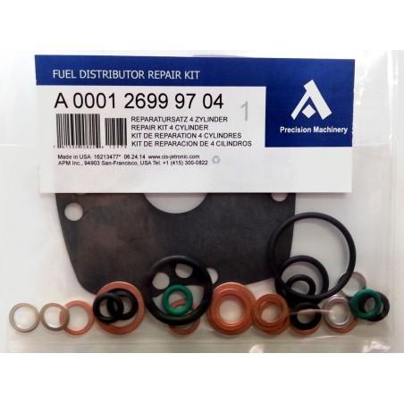 KE-JETRONIC Bosch Fuel Distributor Kit 2.3
